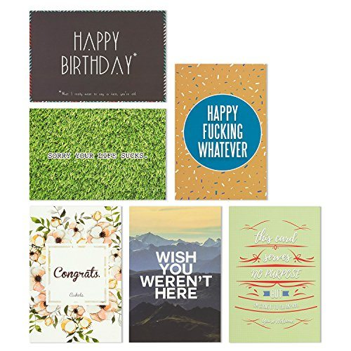 Funny and Offensive Greeting Cards