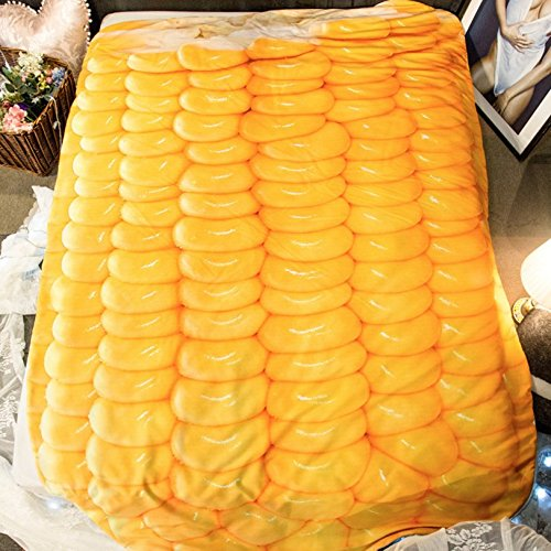 Corn on the Cob Blanket