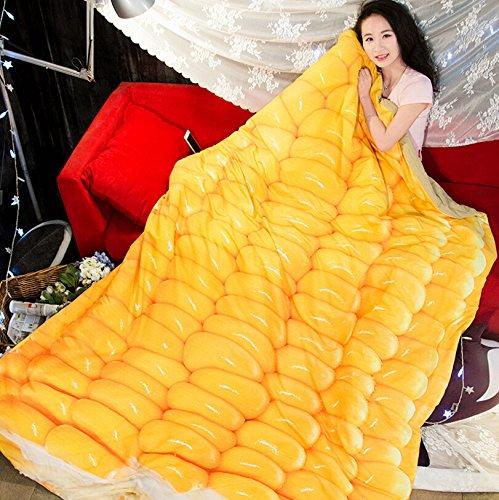 Corn on the Cob Blanket