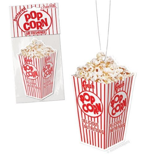 Buttered Popcorn Air Freshener