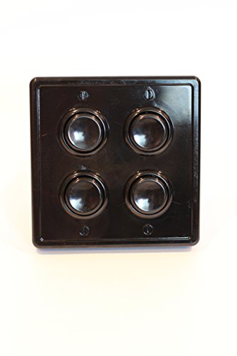 Arcade Light Switch Plate Cover