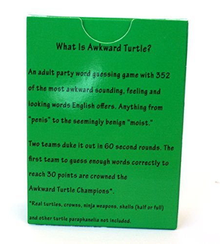 Awkward Turtle Game for Adults