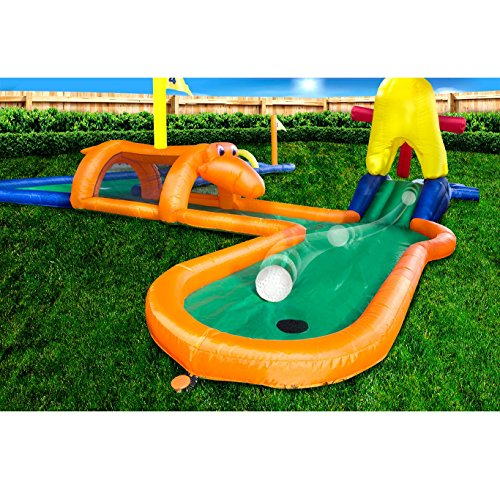 Inflatable Mini Golf Adventure Park