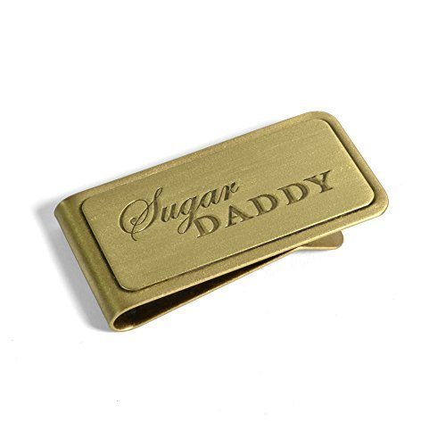 Sugar Daddy Money Clip