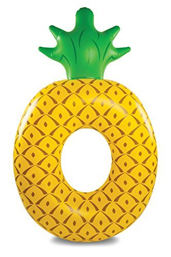 Giant Pineapple Pool Float 3