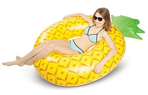 Giant Pineapple Pool Float