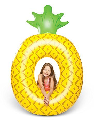 Giant Pineapple Pool Float 7