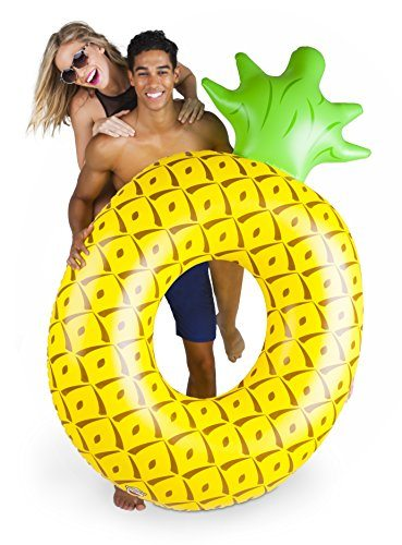 Giant Pineapple Pool Float 2