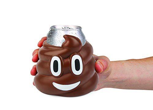 Poop Emoji Drink Kooler