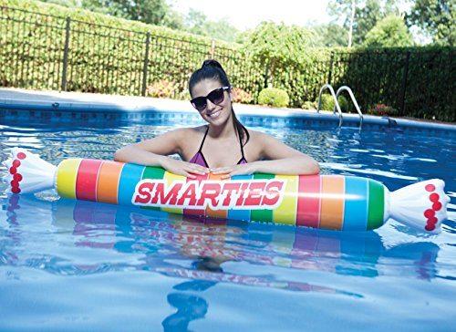 BigMouth Inc Smarties Noodle Pool Float