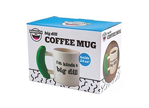 The Big Dill Pickle Mug