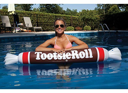 Tootsie Roll Noodle Pool Float