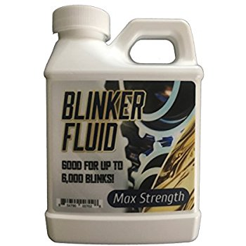 Blinker Fluid Prank