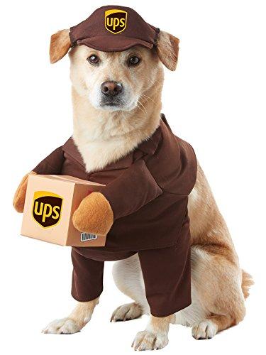 UPS Pet Halloween Costume