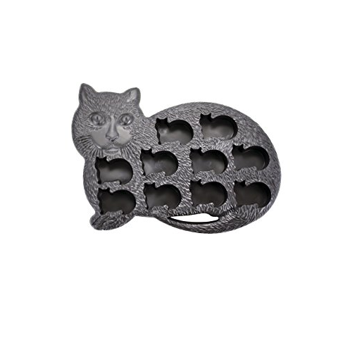 Cat-Shaped Ice Cube Molds