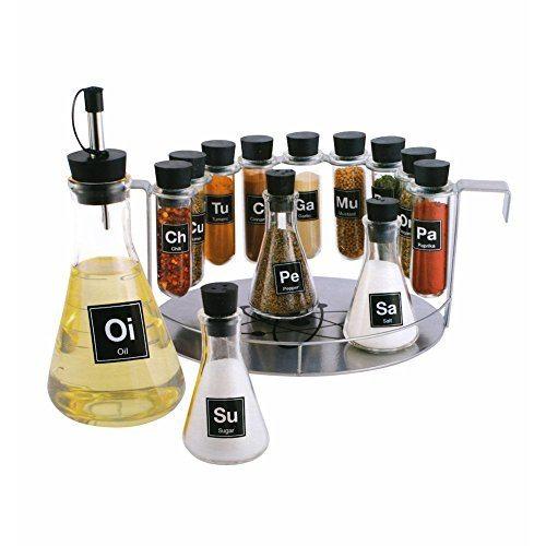 Chemistry Spice Rack