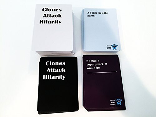 Clones Attack Hilarity Expansion Pack