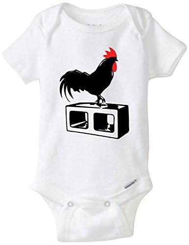 Cock Block Baby Onesie