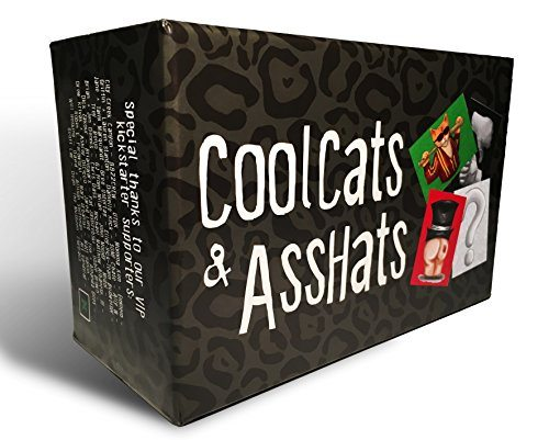 CoolCats and AssHats Game