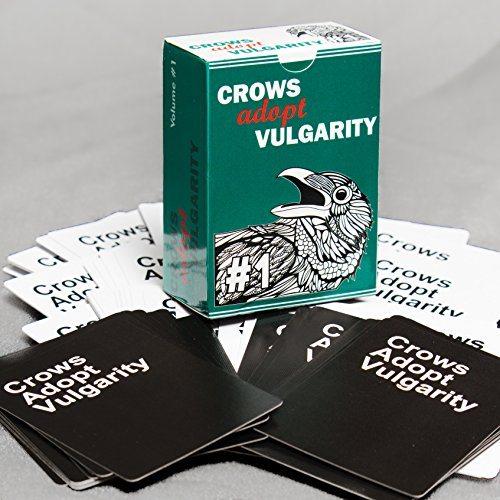 Crows Adopt Vulgarity