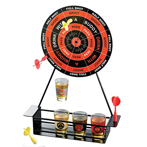 Shot Glass Darts Game