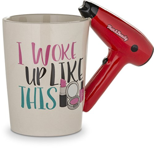 I Woke Up Like This Beautician Coffee Mug