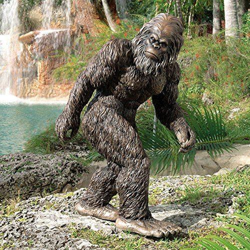 Bigfoot Garden Statue