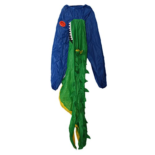Funny Inflatable Crocodile Biting Butt Costume