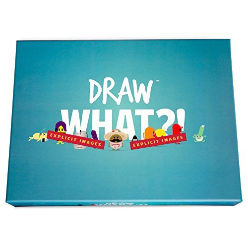 Draw What?! Adult Party Game