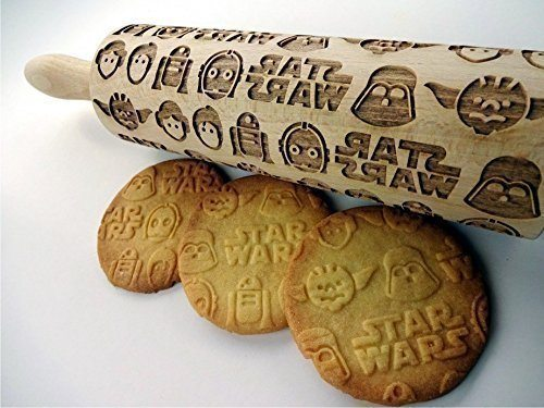 Embossing Star Wars Rolling Pin