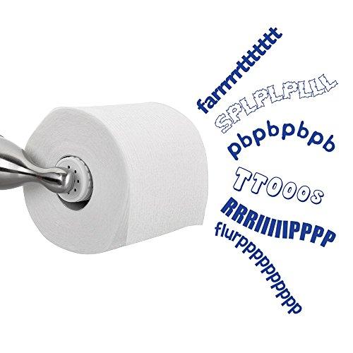 Farting Toilet Roll Talker