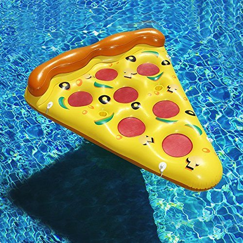 Pizza Pool Float 4
