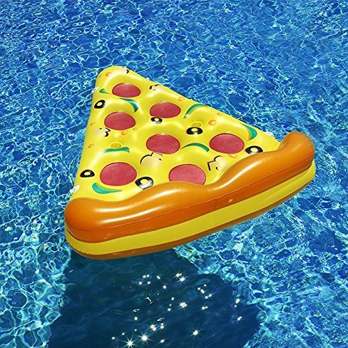 Pizza Pool Float 5