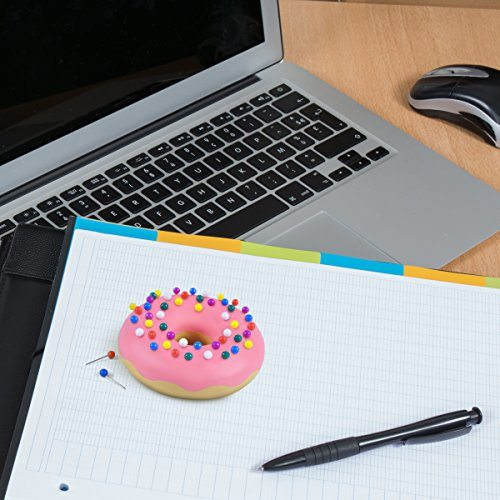Desk Donut Pin Holder