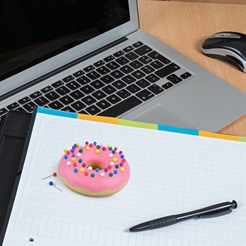Desk Donut Pin Holder