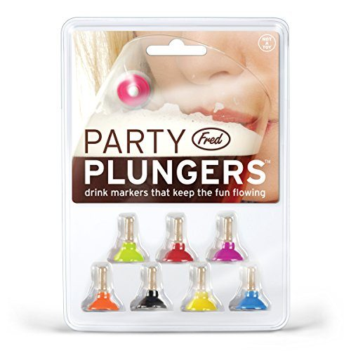 Party Plunger Drink Markers