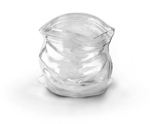 Unzipped Glass Bowl