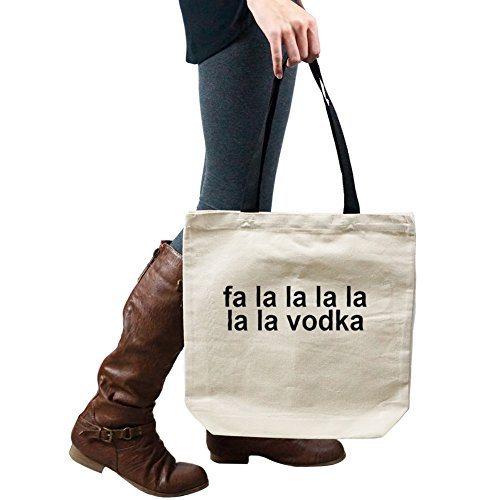 Fa La La Vodka Tote