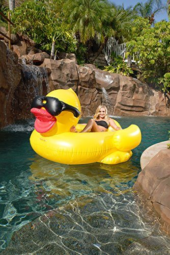 Derby Duck Pool Float Stop The Boring