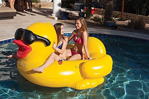 Derby Duck Pool Float