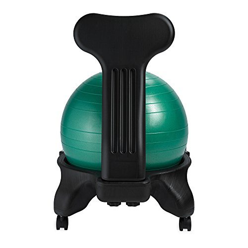 Balance Ball Chair Frame Only: Gaiam Balance Ball Chair