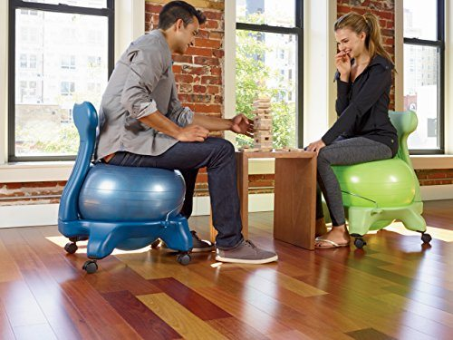 Gaiam Balance Ball Chair 6