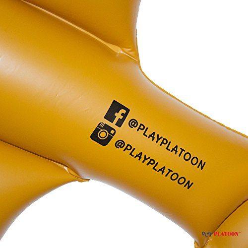 Giant Inflatable Pretzel Pool Float