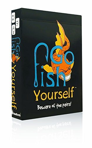 Go Fish Yourself Party Game
