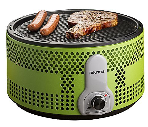 Portable Charcoal Electric Grill
