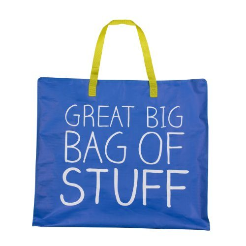Great Big Bag of Stuff Tote