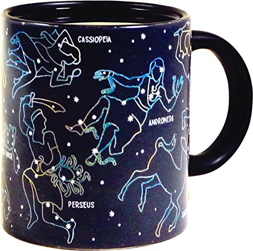 Heat Changing Constellation Coffee Mug 2