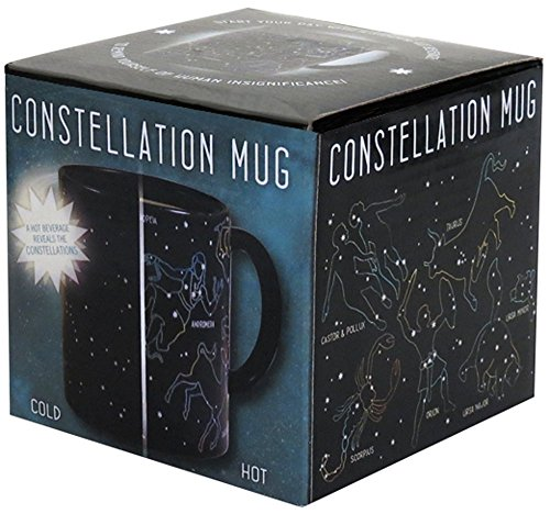 Heat Changing Constellation Coffee Mug 3