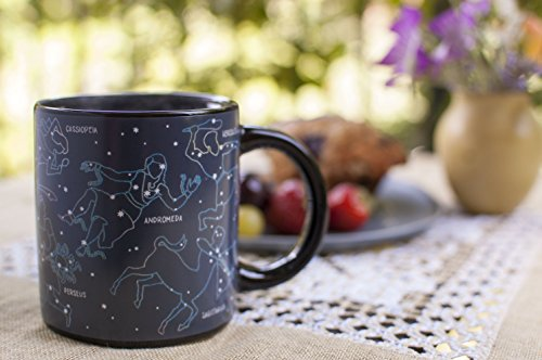 Heat Changing Constellation Coffee Mug 4