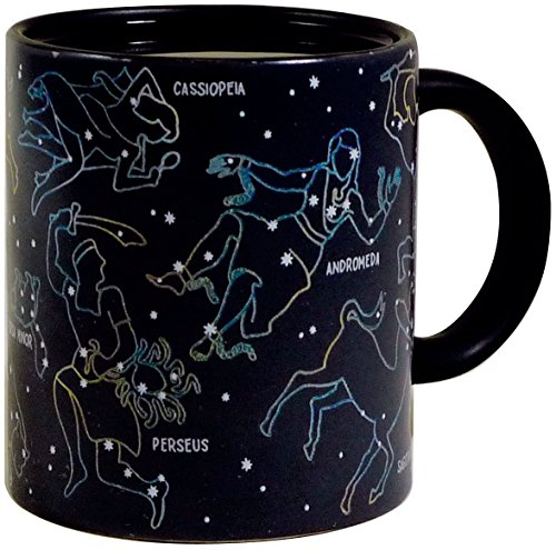 Heat Changing Constellation Coffee Mug